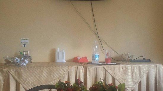 Hotel Aurelio: Ecco il buffet della colazione