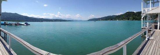 Werzer's Hotel Resort Portschach: wunderschönes Panorama
