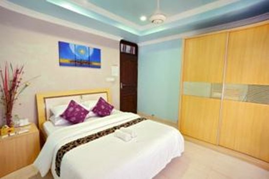 Travel Lodge Maldives: Super deluxe Room