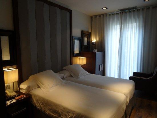Hotel Pulitzer : Room