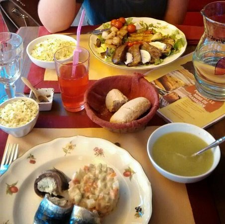 Las fotos no hacen justicia es much simo m s apetitoso en for L atelier cuisine