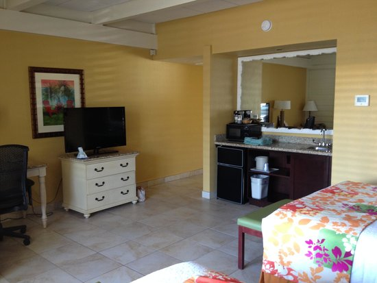 BEST WESTERN PLUS Yacht Harbor Inn : Room 133