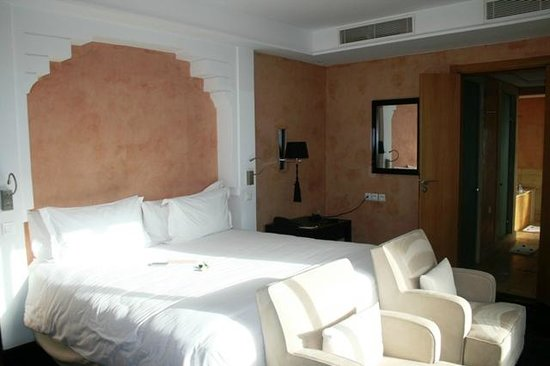Hotel & Ryads Barriere Le Naoura Marrakech: интерьер