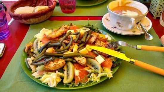 The vegetarian option l 39 atelier cuisine tripadvisor for L atelier cuisine