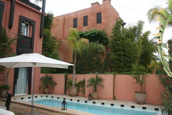 Hôtel & Ryads Barrière Le Naoura Marrakech : отель