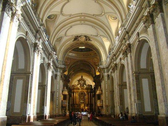 Basilica del Santisimo Sacramento: Basílica del Santísimo