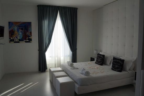 Palco Rooms&Suites : Romeo & Juliet suite