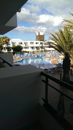 Be Live Experience Lanzarote Beach: Room view