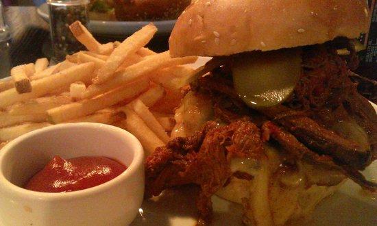 SoLita Manchester: Solita Burger