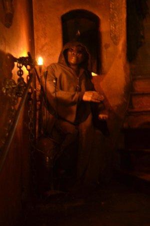 Stredoveka Krcma (Medieval Tavern) : wystrój