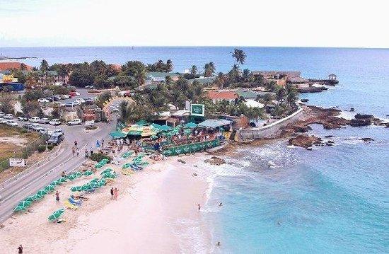 Sunset Beach Bar : Sky View