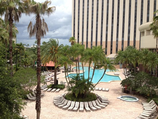 Rosen Centre Hotel: Pool area