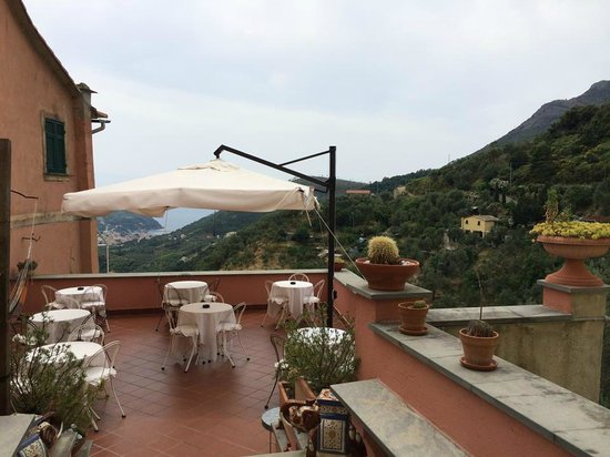L'Antico Borgo: Best vantage point