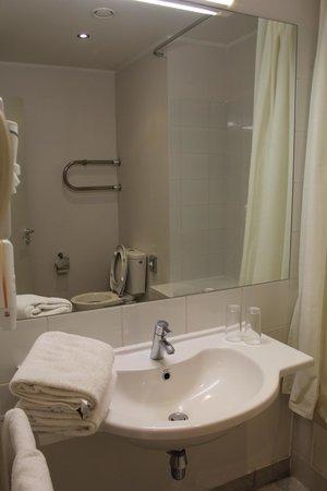 Days Hotel Riga VEF: Ванная комната