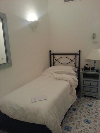 La Minerva: Einzelzimmer