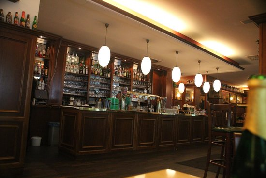 Bar area Picture of Haus der 100 Biere Berlin TripAdvisor