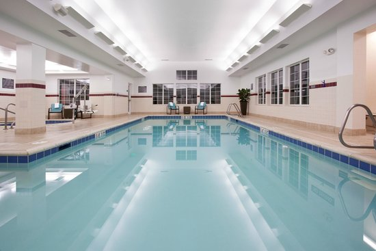 Residence Inn Salt Lake City Airport: Indoor Pool