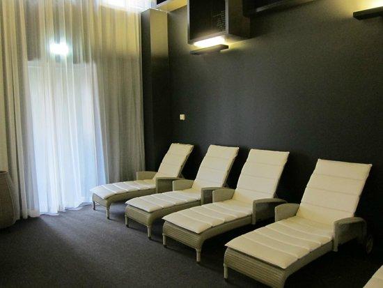 Hedon Spa & Hotel: Sun room.