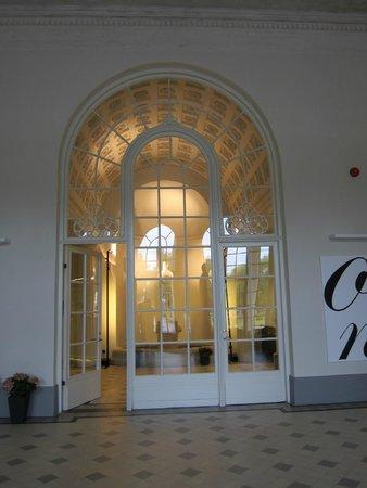 Hedon Spa & Hotel: Main entrance to the spa.