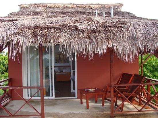 Orangea Village : terrazza camera