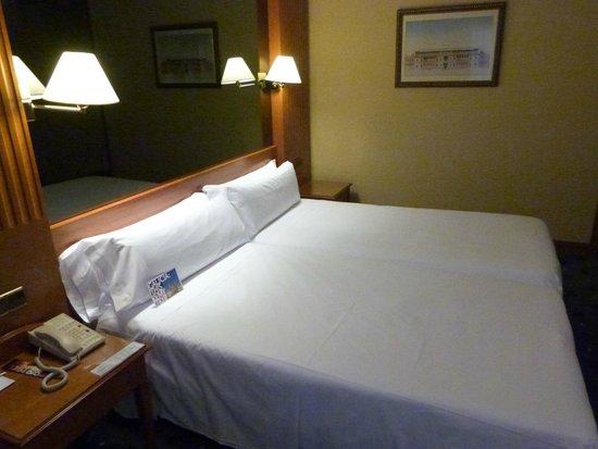 TRYP Coruna Hotel : Descanso.