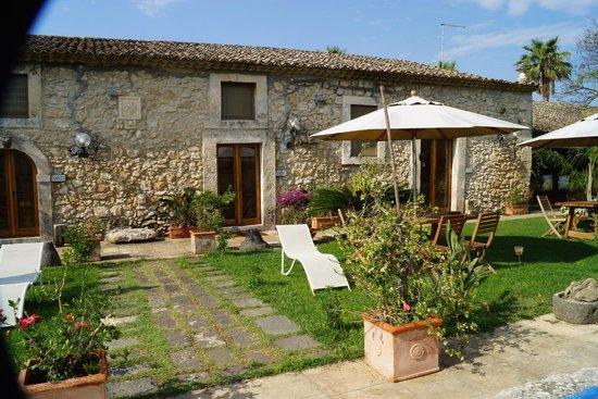 Villa dei Papiri: chambre individuelle