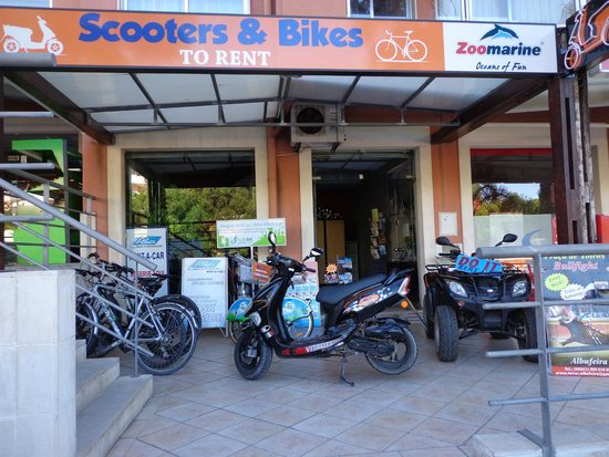 Scooters & Bikes To Rent