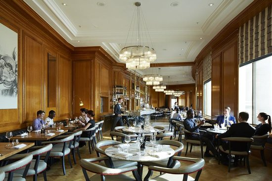 Marriott London County Hall: Gillray's Steakhouse & Bar