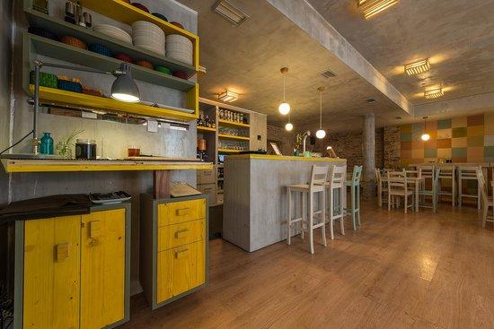 Restaurante resas en santiago de compostela con cocina - Cocinas en santiago de compostela ...