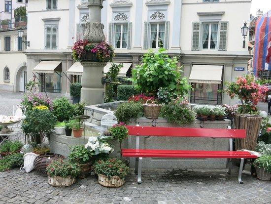 Old Town (Altstadt) : One of the many plazas.