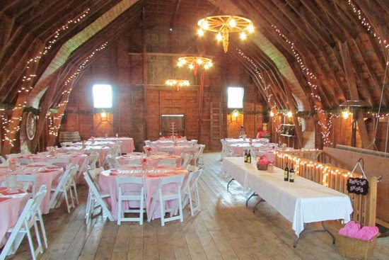 Thousand Islands Winery Wedding Reception
