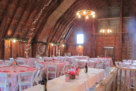 Thousand Islands Winery Our Loft Venue