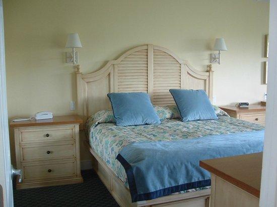 Shell Island Beach Club Master Bedroom