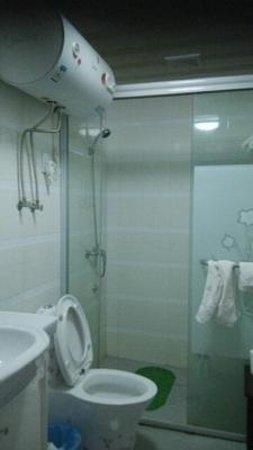 Xitang Yuehezhuang Boutique Hostel : Bathroom