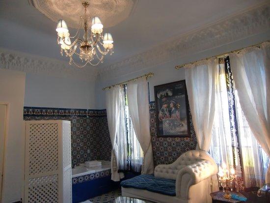 Riad El Reducto: suite casablanca 2