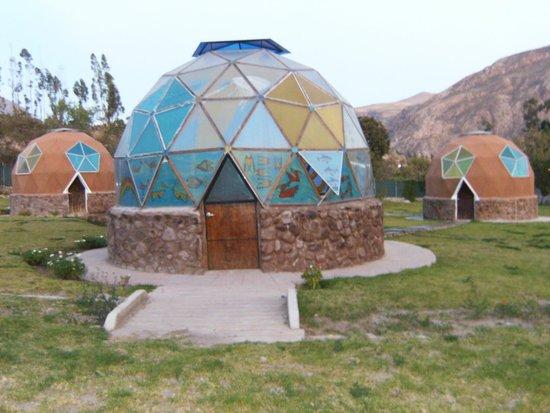 Villa Urubamba Sacred Valley: Yoga domes