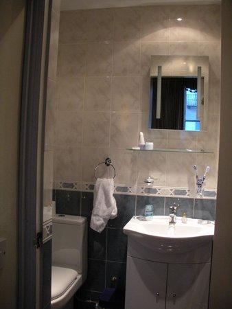 Piccolino Hotel: bagno