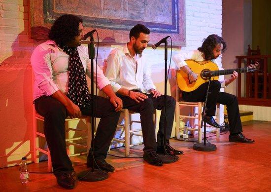 El Tablao de Carmen: Müzisyenler