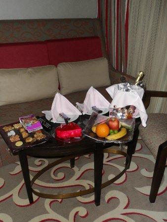 Cornelia Diamond Golf Resort & Spa: room