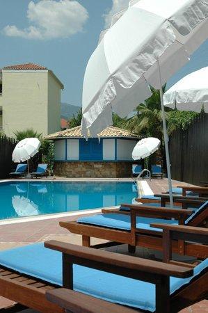 Santa Maura Studios & Apartments: pool