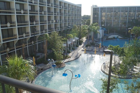 Sheraton Lake Buena Vista Resort: Vista