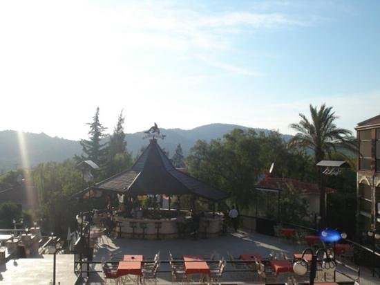 Orka Club Hotel & Villas : bar