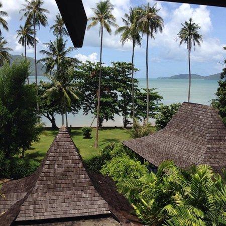 The Vijitt Resort Phuket : View from my room.
