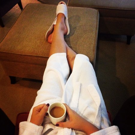 Cottons Hotel & Spa: Relax room