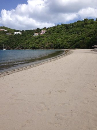 The Westin St. John Resort Villas: The beach
