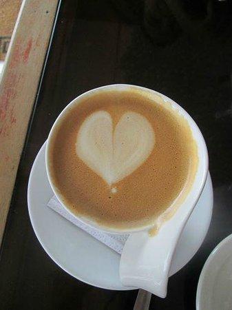 Barista Cafe Nica : ♥