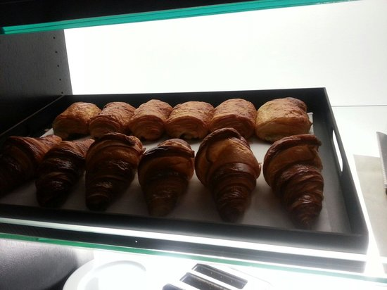Park Hotel Grenoble - MGallery Collection: Excellents croissants