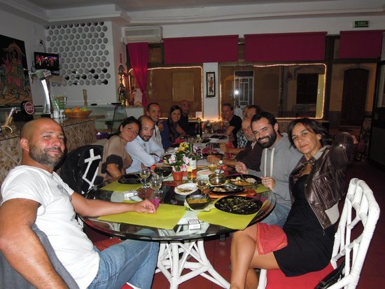 We 39 ve enjoyed a wonderful birthday dinner party with our - Kashmir indian cuisine ...