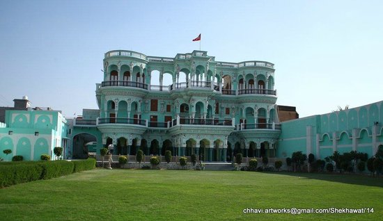 Malji Ka Kamra : hotel building
