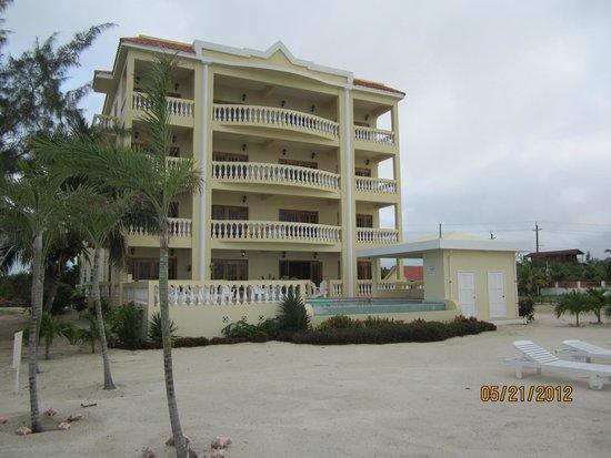 Hol Chan Reef Villas: Hol Chan Reef Resort 05/2012